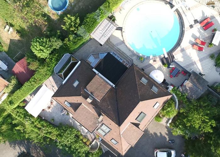 AERO Wood & BIM Project - société de drones à Montmélian